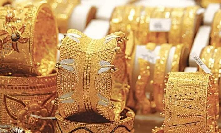 Gold prices increase by Rs500 to Rs106,000 per tola