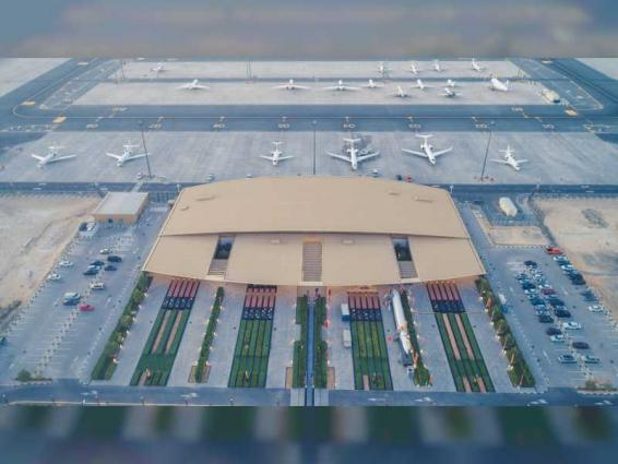 VIP Terminal at Dubai South records rapid increase of 336% in private jets movements in Q1 2021