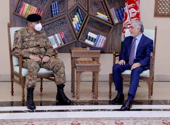Pakistan will always support 'Afghan led - Afghan owned' peace process: COAS