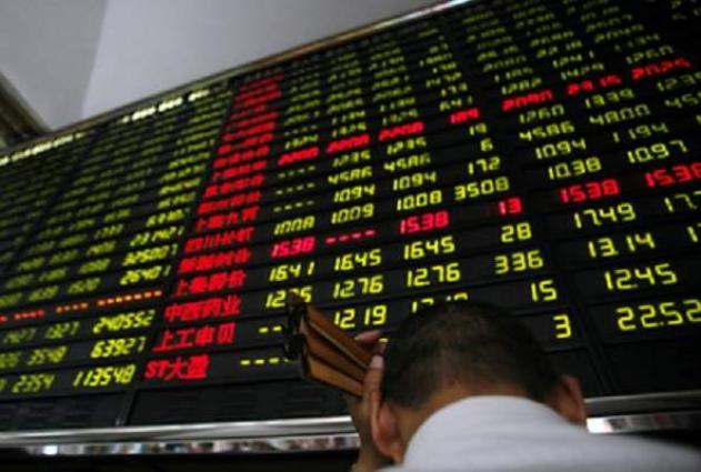 Hong Kong shares plunge as world markets routed