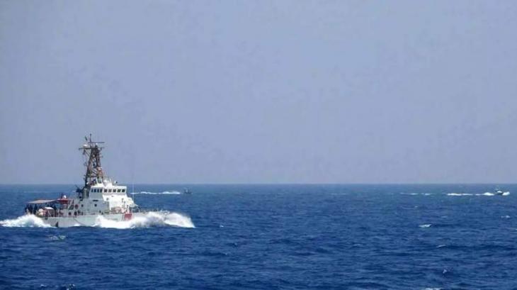 Iran says warned US navy over 'unprofessional behaviour'