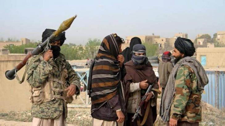 Taliban seize district on outskirts of Afghan capital: officials