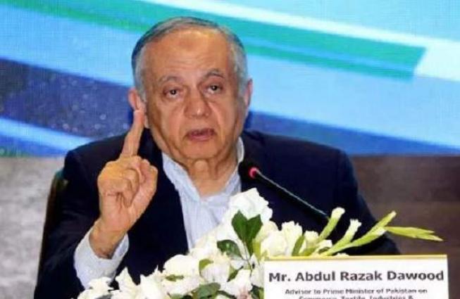 First-ever truck from Uzbekistan reach Pakistan under TIR Convention: Abdul Razak Dawood