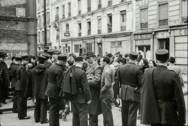 Photo discovery shows wartime roundup of Paris Jews