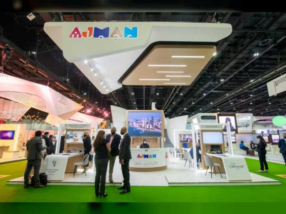 Ajman showcases new projects and plans at Arabian Travel Market 2021