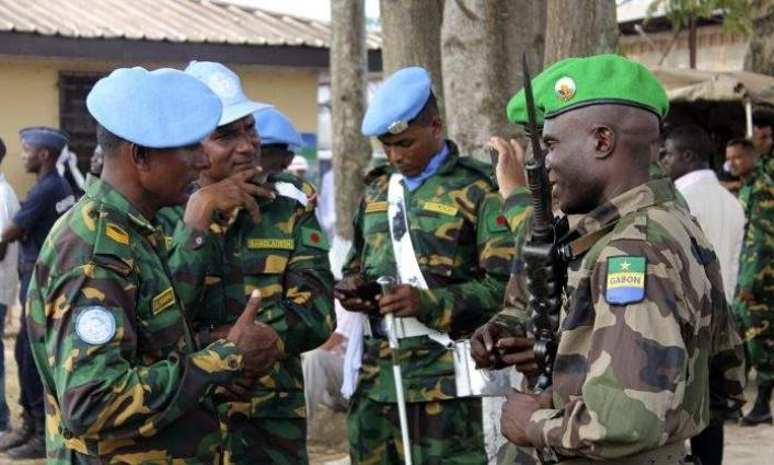 Russia Delivers Batch of Small Arms to Central African Republic - Ambassador
