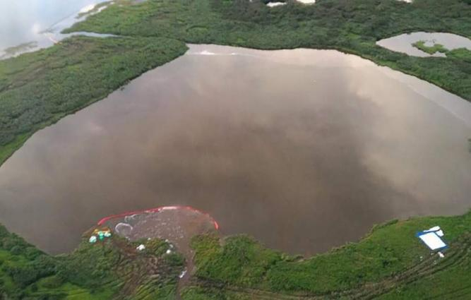 Russian Prosecutors Launch Probe Into Jet Fuel Leak on Taymyr Peninsula