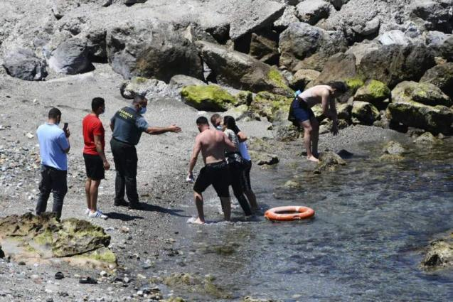 Over 80 migrants cross into Spain's Melilla enclave