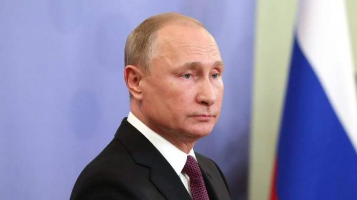Putin Calls for Putting End to Israeli-Palestinian VIolence