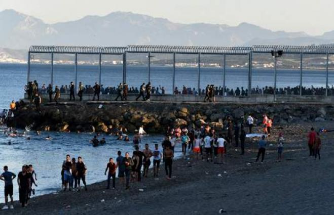 Europe 'won't be intimidated' after Ceuta migrant surge: commissioner