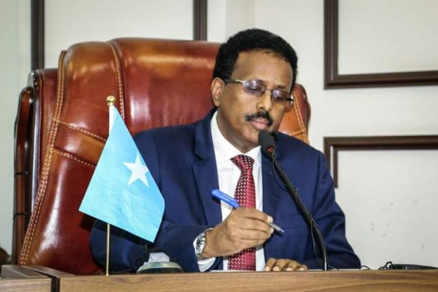Somali leaders open crucial election talks