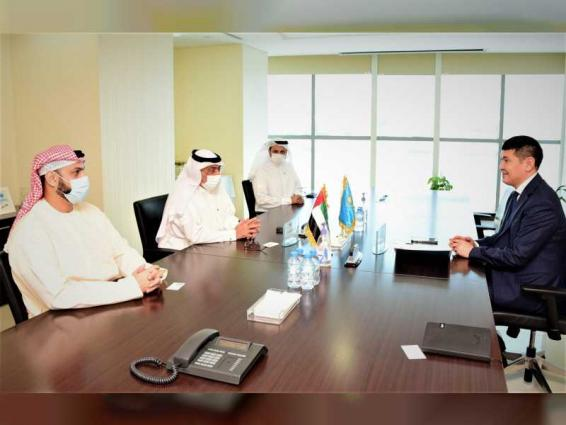 Emirates Post Group meets with Kazakhstan Ambassador for joint issuance of postage stamps
