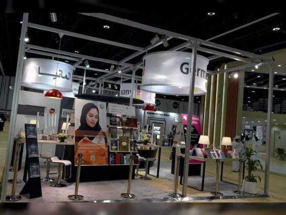Germany's ADIBF pavilion highlights its rich cultural heritage: Frankfurt International Book Fair official
