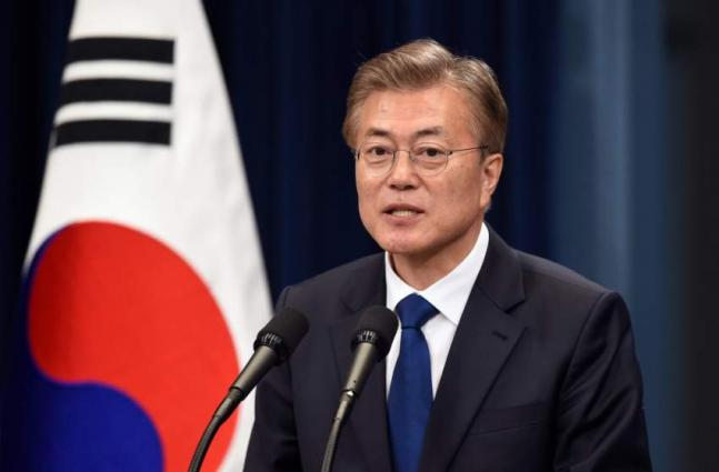 South Korea's Moon Sees US' Appointment of N.Korea Envoy as Offer of Dialogue - Reports