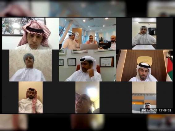 بن هزام نائبا لرئيس لجنة المسابقات باتحاد كأس الخليج العربي لكرة القدم