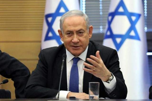 Netanyahu lashes out at French FM after 'apartheid' risk comment