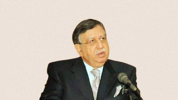 Shaukat Tarin thanks PM for inaugurating Rashakai SEZ