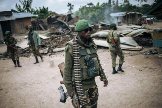33 killed in eastern DR Congo rebel attacks in three days