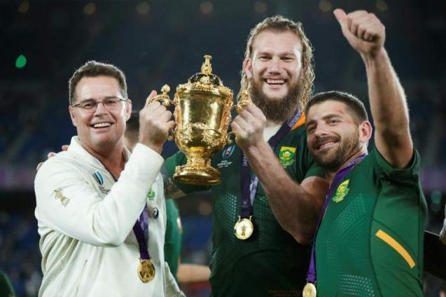 Erasmus expects Lions to be fast, expansive against Springboks