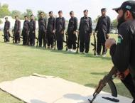 Training of 6886 Levies, Khasadars continue in various training c ..
