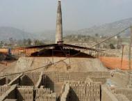 Two brick kilns sealed in sargodha