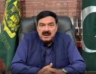 Sheikh Rasheed paying two-day official visit to Waziristan from t ..