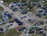 French authorities dismantle new Calais migrant camp