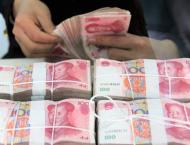 China's overnight Shibor interbank rate increases Friday