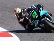 Morbidelli fastest at Montmelo third practice