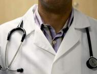 Young Doctors hold protest