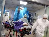 COVID-19 claims 11 more patients, infects 722 others
