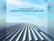 Dubai's electricity capacity reaches 12,900 MW, increasing tenf ..