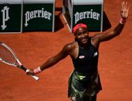 Gauff 'dreams big, aims higher' at French Open