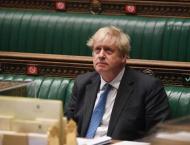 UK's Boris Johnson avoids aid cut rebellion on eve of G7