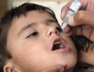 National Polio campaign kicked off in five districts of Larkana r ..