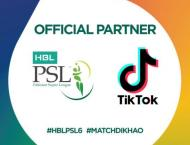 PSL signs partnership with TikTok for remaining matches in Abu Dh ..