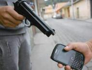 Robbers loot citizens after setting up picket