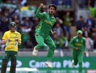 ICC names Hassan Ali for Men's player of the month award