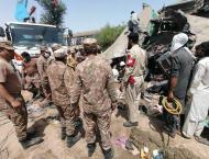 Ghotki train tragedy: Relief, rescue operation concluded; says IS ..