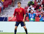 Spain's Diego Llorente tests negative days after positive Covid t ..