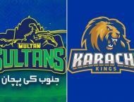 Today PSL Match 16 Karachi Kings Vs. Multan Sultans 10 June 2021: ..
