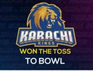 PSL 6: Karachi Kings won the toss to bowl first against Multan Su ..