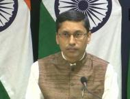 Indian Foreign Ministry Hopes Beijing to Issue Visas for Indians  ..
