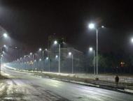CDA to convert street lights on modern LED lights