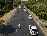 KMC's Horticulture dept trims trees on roads, arteries
