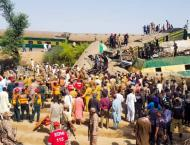 Senate offers Fateha for victims of train, road accident