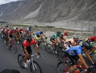 Tour de Khunjerab Int'l Cycle Race from July 12