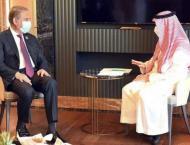 Saudi FM calls Qureshi; discusses challenges of organizing Hajj t ..