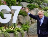UK's G7 gives a taste of upcoming climate conference