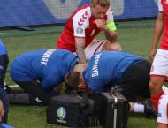 Wind leads line for Denmark in Euro 2020 opener with Finland